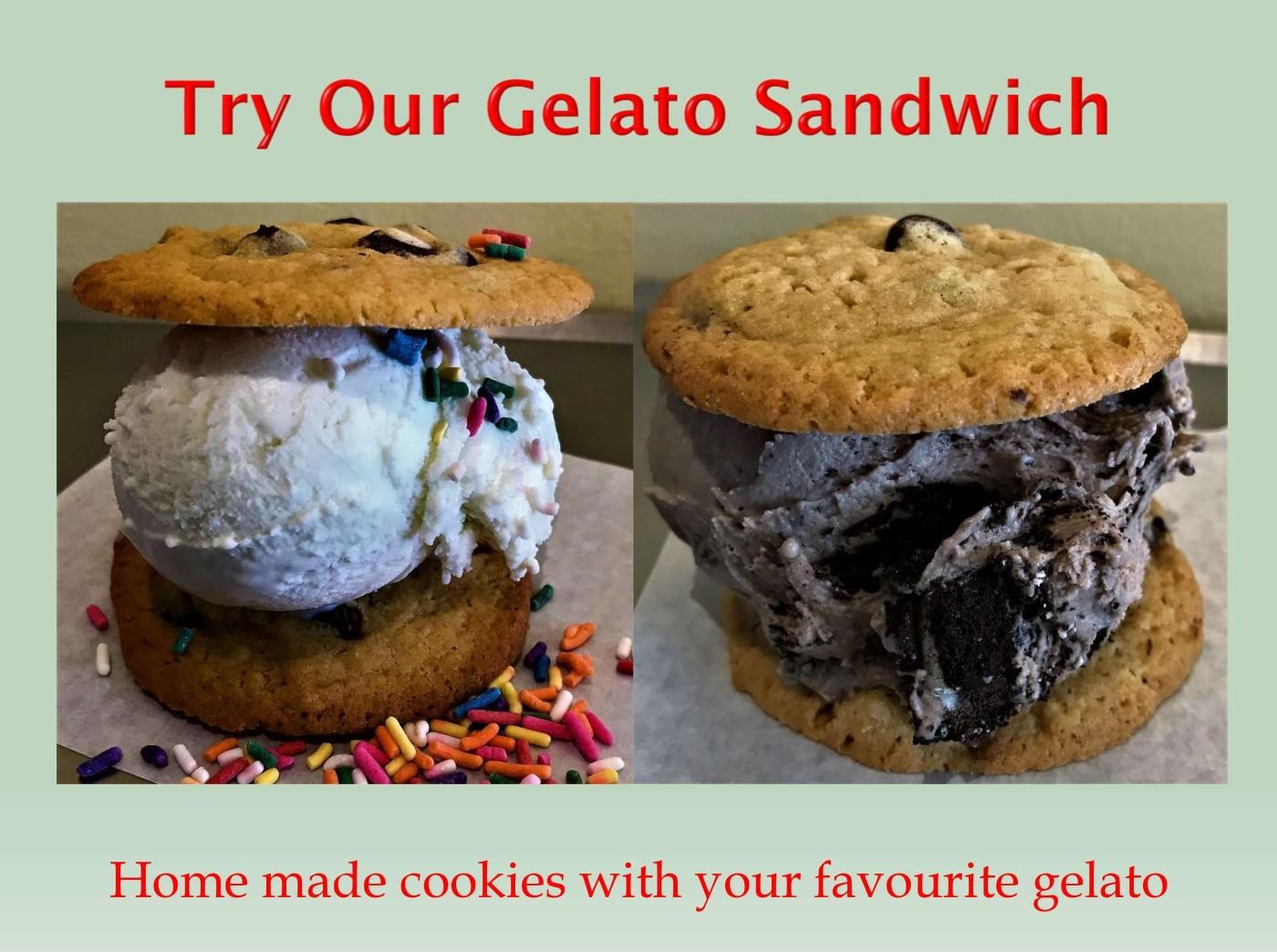 GelatoSandwich